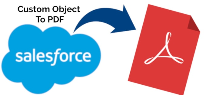salesforce PDF Generation